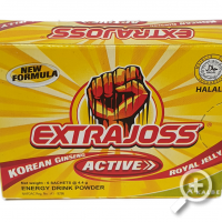 Extra Joss Energy Drink Powder, Lucullus
